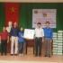 Chi đoàn thanh niên Cục Thống kê tổ chức thăm và tặng quà cho các em học sinh nghèo Trường tiểu học Tản Lĩnh