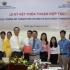 Lễ ký kết thỏa thuận hợp tác giữa Cục Thống kê TP Hà Nội và Bưu điện TP Hà Nội