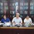 BCĐ Tổng điều tra kinh tế Trung ương năm 2017 về làm việc với BCĐ Tổng điều tra kinh tế thành phố Hà Nội năm 2017